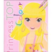 Princess Top. Colour. Roz