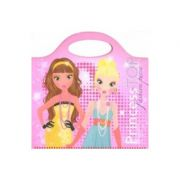 Princess Top. Fashion Purse roz