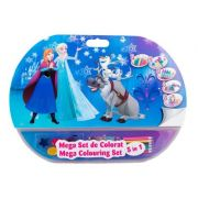 Mega set de colorat 5in1 Frozen (FZN1907)