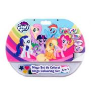 Mega set de colorat 5 in 1 My Little Pony (MPO1907)