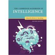 The Cambridge Handbook of Intelligence - Robert J. Sternberg