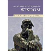 The Cambridge Handbook of Wisdom - Robert J. Sternberg, Judith Gluck