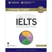 The Official Cambridge Guide to IELTS Student's Book with Answers with DVD-ROM - Pauline Cullen, Amanda French, Vanessa Jakeman