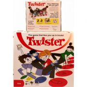 Twister. Joc de indemanare