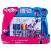 Vampirina Set de colorat portabil
