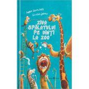 Ziua spalatului pe dinti la zoo - Sophie Schoenwald