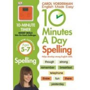 10 Minutes A Day Spelling KS1 - Carol Vorderman