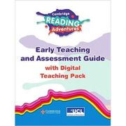2017 Cambridge Reading Adventures Pink A to Blue Bands Early Teaching and Assessment Guide with Digital Classroom - Sue Bodman, Glen Franklin