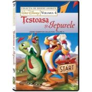 Testoasa si Iepurele volumul 4. Colectia Disney DVD