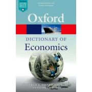 A Dictionary of Economics - Nigar Hashimzade, Gareth Myles, John Black
