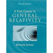 A First Course in General Relativity - Bernard Schutz