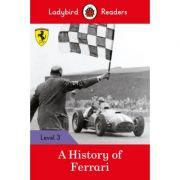 A History of Ferrari