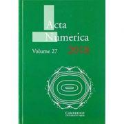 Acta Numerica 2018: Volume 27- Arieh Iserles