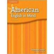 American English in Mind Starter Testmaker Audio CD and CD-ROM - Sarah Ackroyd