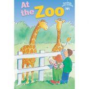 At the Zoo - Judy Hamilton