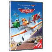 Avioane - Din lumea de deasupra (DVD)