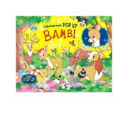 Bambi. Carte Pop up - MOON