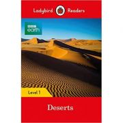 BBC Earth. Deserts