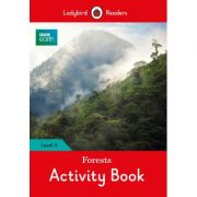 BBC Earth Forests Activity Book