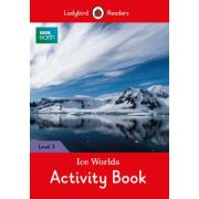 BBC Earth Ice Worlds Activity Book