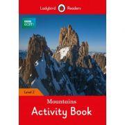 BBC Earth Mountains Activity Book