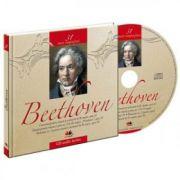 Mari compozitori. Ludwig van Beethoven. Carte + CD audio, Ed. Litera