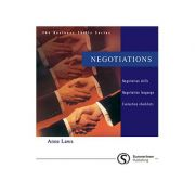 Business Skills Series. Negotiations - Anne Laws