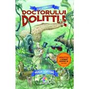 Calatoriile Doctorului Dolittle - Hugh Lofting
