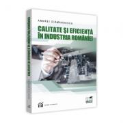 Calitate si eficienta in industria Romaniei - Andrei Diamandescu