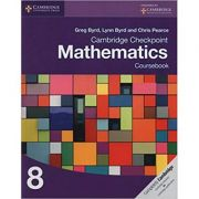 Cambridge Checkpoint Mathematics Coursebook 8 - Greg Byrd, Lynn Byrd, Chris Pearce