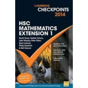 Cambridge Checkpoints HSC Mathematics Extension 1 2014-16 - Neil Duncan, David Tynan, Natalie Caruso, John Dowsey, Peter Flynn, Dean Lamson, Philip Swedosh
