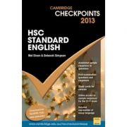 Cambridge Checkpoints HSC Standard English 2013 - Melpomene Dixon, Deborah Simpson