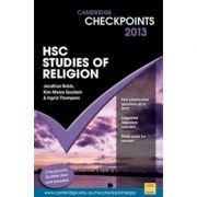 Cambridge Checkpoints HSC Studies of Religion 2013 - Jonathan Noble, Kim-Maree Goodwin, Ingrid Thompson
