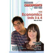Cambridge Checkpoints VCE Economics Units 3 and 4 2010-2014 - Nina de Garis