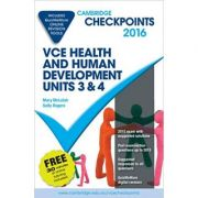 Cambridge Checkpoints VCE Health and Human Development Units 3 and 4 2015 and Quiz Me More - Mary McLeish, Sally Rogers
