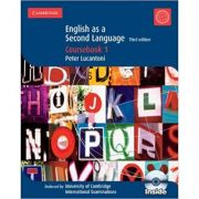 Cambridge English as a Second Language Coursebook 1 with Audio CDs (2) - Peter Lucantoni