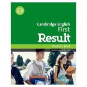 Cambridge English: First Result: Student's Book: Fully updated for the revised 2015 exam - Paul Davies, Tim Falla