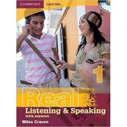 Cambridge English Skills Real Listening and Speaking 1 with Answers and Audio CD - Miles Craven