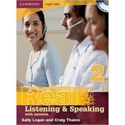 Cambridge English Skills Real Listening and Speaking 2 with Answers and Audio CD - Sally Logan, Craig Thaine
