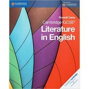 Cambridge IGCSE Literature in English - Russell Carey