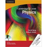 Cambridge O Level Physics with CD-ROM - David Sang, Graham Jones