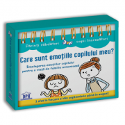 Care sunt emotiile copilului meu? Calendar - Anne Faujour, Elise Fournier