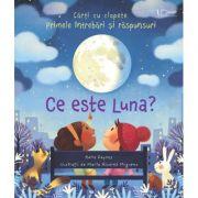 Ce este Luna? (Usborne) - Usborne Books