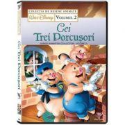 Cei Trei Porcusori - Colectia Disney vol. 2 (DVD)