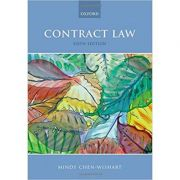 Contract Law - Mindy Chen-Wishart
