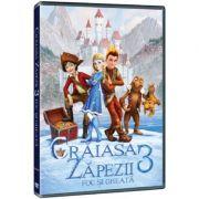 Craiasa Zapezii vol. 3 - Foc si Gheata (DVD)