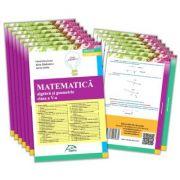 Sinteze teoretice - Matematica - Clasa a V-a - Algebra si geometrie