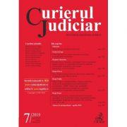 Curierul Judiciar nr. 7/2019