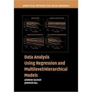 Data Analysis Using Regression and Multilevel/Hierarchical Models - Andrew Gelman, Jennifer Hill