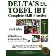 Delta's Key to the TOEFL Ibt. Complete Skill Practice - Nancy Gallagher